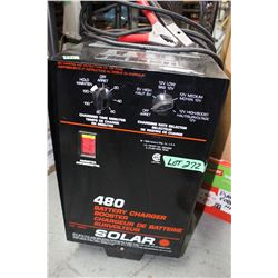 Solar 480 Battery Charger