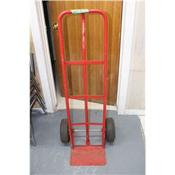 Hand Wheeler w/Pneumatic Tires