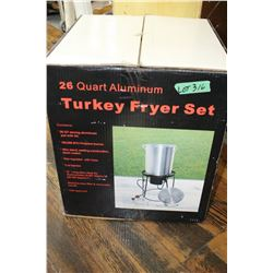 Turkey Fryer - Propane