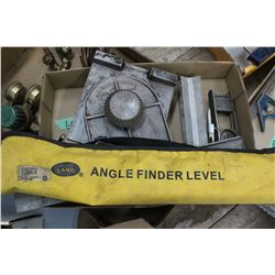 Flat of Angle Finders
