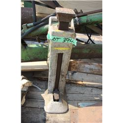 Heavy Aluminum Railroad Jack