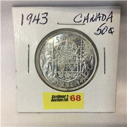Canada Fifty Cent 1943