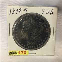 USA Morgan Dollar 1879S