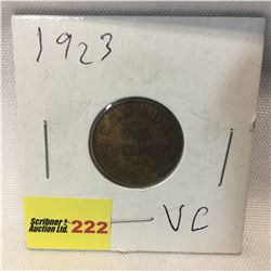 Canada Large Cent 1923