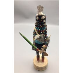 Zuni Fire God Kachina