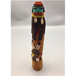 Navajo Folk Art Carving