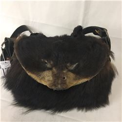 Vintage Unique Bear Purse
