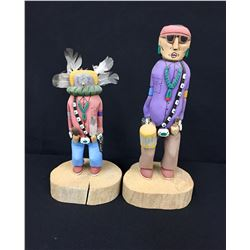 Navajo Folk Art Carvings