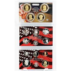U.S. 2008 Silver Proof Set