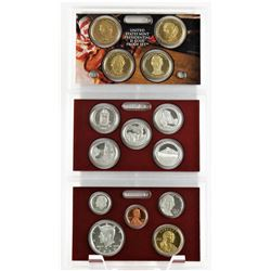 U.S. 2010 Silver Proof Set