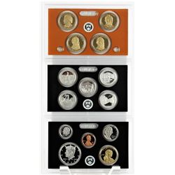 U.S. 2011 Silver Proof Set