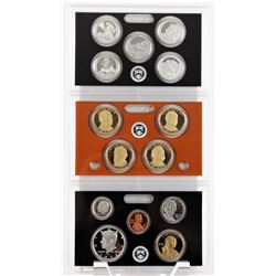 U.S. 2012 Silver Proof Set