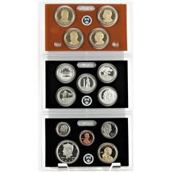 U.S. 2013 Silver Proof Set