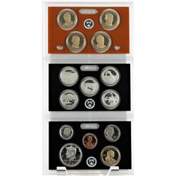 U.S. 2014 Silver Proof Set