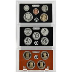 U.S. 2015 Silver Proof Set