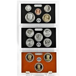 U.S. 2016 Silver Proof Set