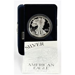 U.S. 1994 $1 American Silver Eagle Proof with Original Box & COA