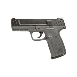 "S& W SD9 9MM 16RD 4"" GRY FS 2MAGS"