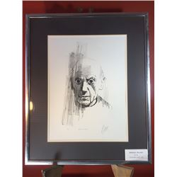 Lee Burr - Homage to Picasso