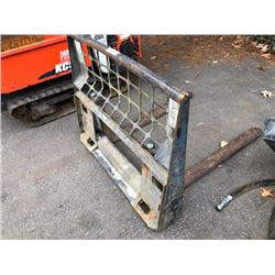 BOBCAT FORKLIFT ATTACHMENT