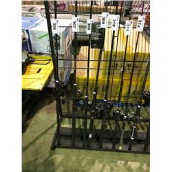 OFFSHORE ANGLER FRIGATE FISHING ROD WITH REEL