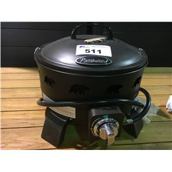 PARAMOUNT BBQ-211-GBK OUTDOOR PROPANE FIREPIT