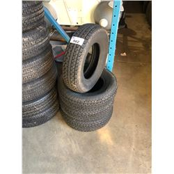4 LOADMAXX ST TIRES