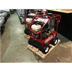 MAGNUM 4000 GS18 4000PSI, 15HP, 12V,15.8A MOBILE PRESSURE WASHER