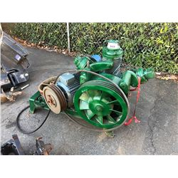 HEAVY DUTY COMPRESSOR HEAD