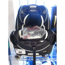 GRACO 4EVER 10-POSITION CAR SEAT