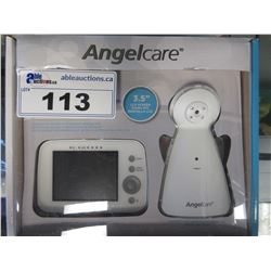 ANGELCARE VIDEO BABY MONITOR SYSTEM MODEL AC1300