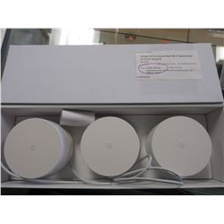 GOOGLE WHOLE HOME WI-FI SYSTEM