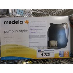 MEDELA PUMP IN STYLE DOUBLE ELECTRIC BREAST PUMP & PHILIPS AVENT BOTTLE WARMER