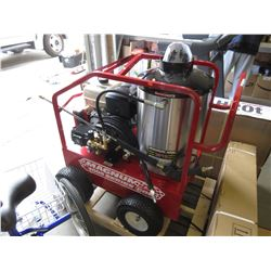 NEW 2018 MAGNUM 4000 SERIES GOLD COMMERCIAL HOT WATER PRESSURE WASHER