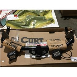 CURT TRAILER HITCH WITH LED LIGHTS FITS 2010-CURRENT HONDA ACCORD CROSS TOUR