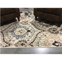 SUPERIOR MADE IN EGYPT AUGUSTA AREA RUG 5' X 8'