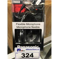 PANASONIC FLEXIBLE MICROPHONE HEADSET