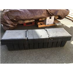 TRUCK BED STORAGE BOX NO KEY