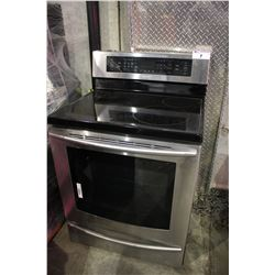 SAMSUNG STAINLESS STEEL OVEN