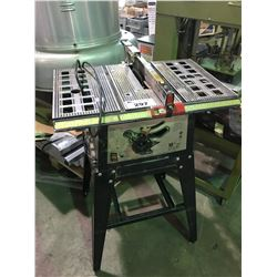 "DUREX INDUSTRIAL 10"" TABLE SAW"