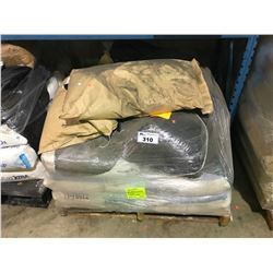 PALLET OF MIXED CITRIC ACID AND AGRIUM