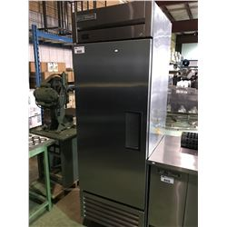 TRUE T-23F-HC SINGLE DOOR MOBILE STAINLESS STEEL COMMERCIAL REFRIGERATOR