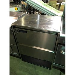 ITV SINGLE DOOR STAINLESS STEEL ICE MAKER UNIT