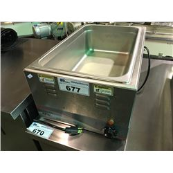 CLASSIC APW WYOTT X-PERT SERIES SINGLE TRAY FOOD WARMER