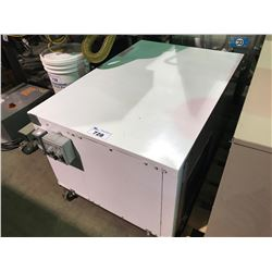 WHITE  REFRIGERANT UNIT