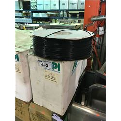 2 BOXES OF API PLASTIC AGRICULTURAL TUBING