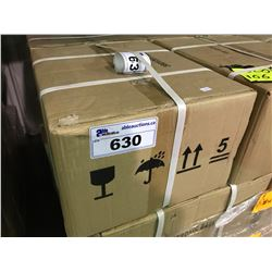 BOX OF 4 600W GOLD ELECTRONIC LIGHTING BALLAST