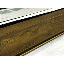 PALLET OF 12MM GOLDLEAF COLOR 7901A GLUELESS LAMINATE FLOORING