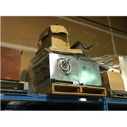 PALLET OF DUCTING FANS & LIGHTING PRODUCT
