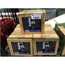 5 BOXES OF MAXICOTE FOOD GRADE LUBRICANT